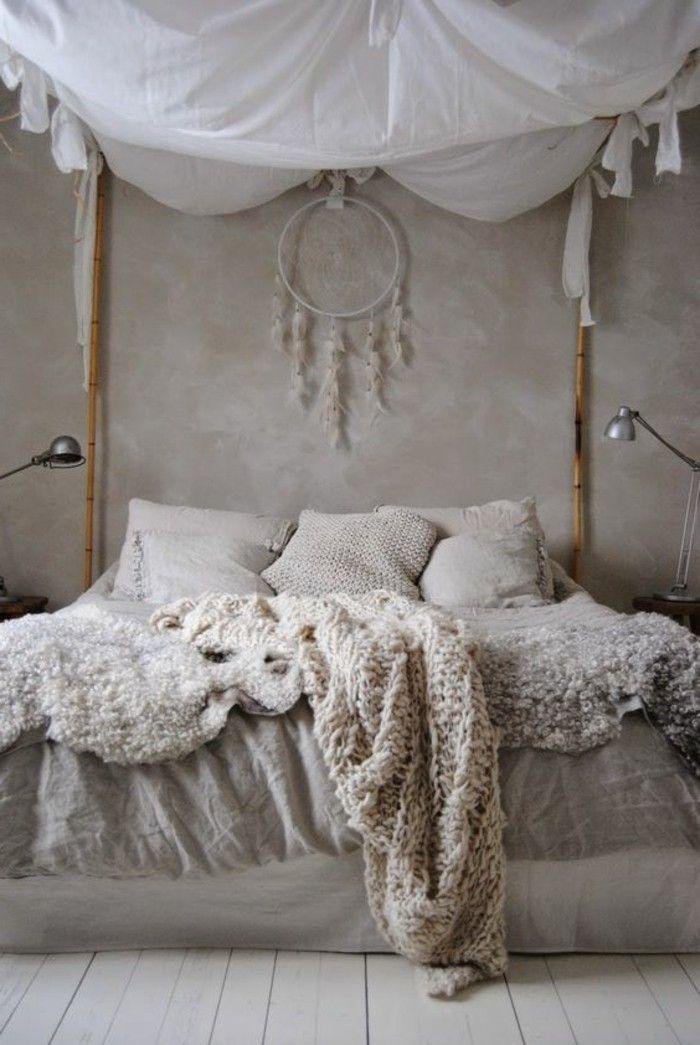 Chambre style hippie