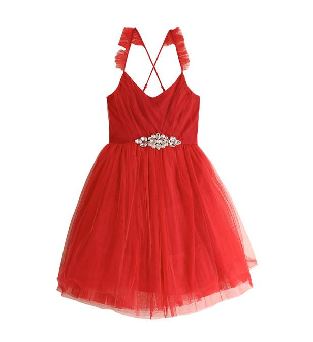 Robe naf naf rouge