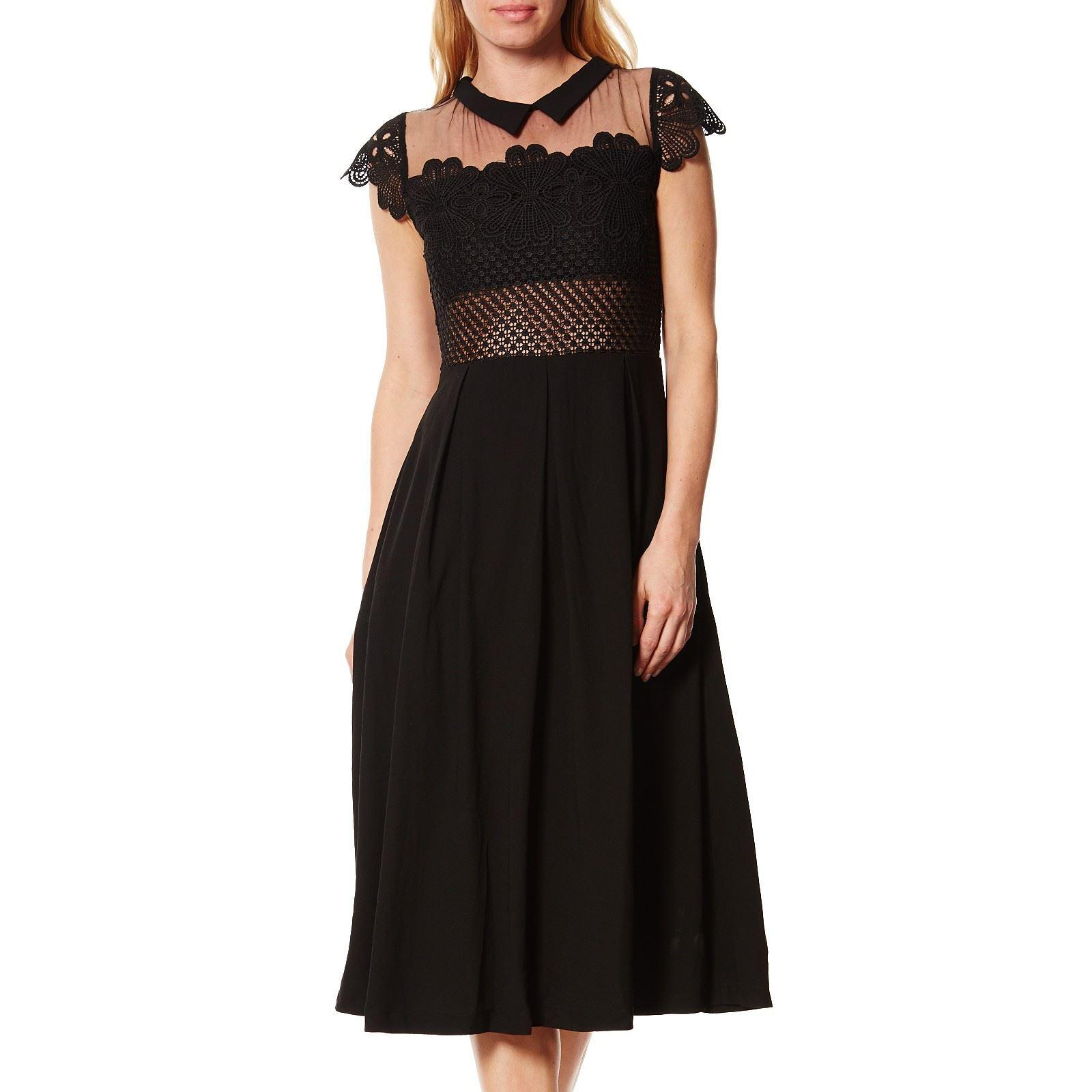 Robe noir molly bracken