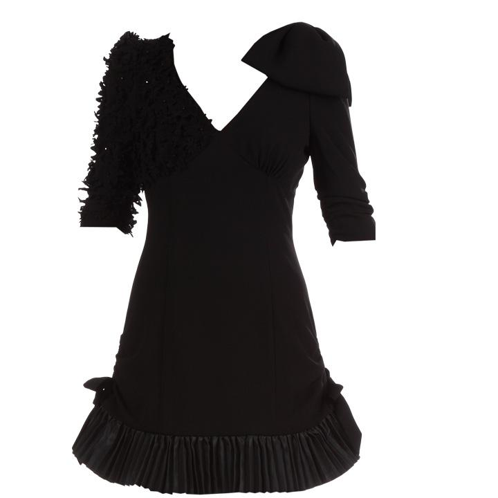 Robe noir original