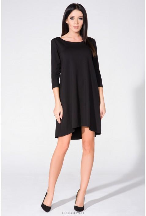 Robe noir simple