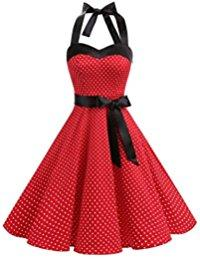 Robe rouge amazon