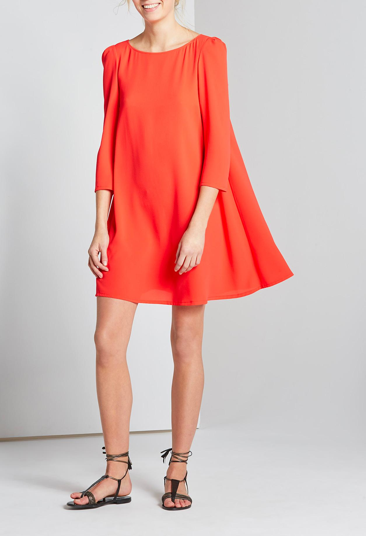 Robe rouge claudie pierlot
