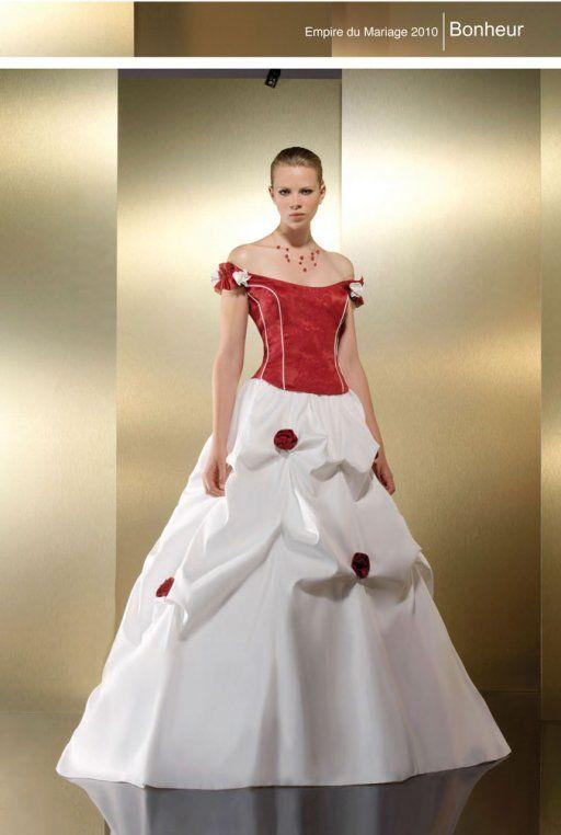 Robe rouge mariage signification