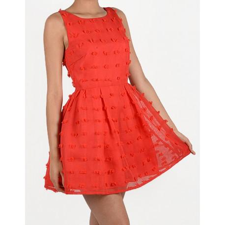 Robe rouge molly bracken