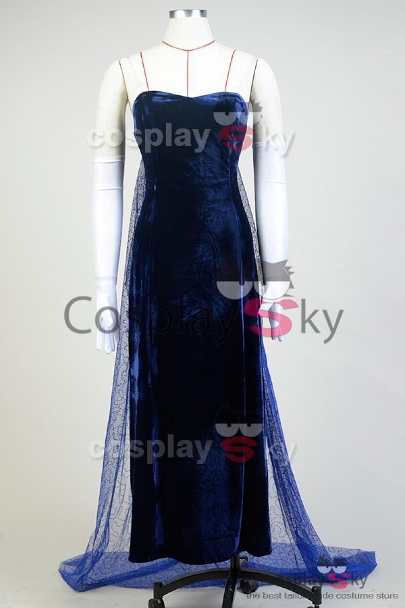 Anastasia robe bleu