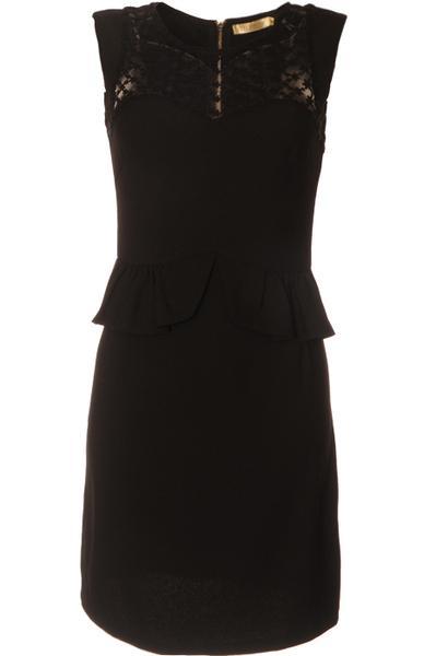 Belle robe noir