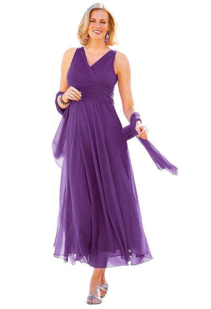 Bleu bonheur robe grande taille