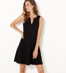 Camaieu robe noir