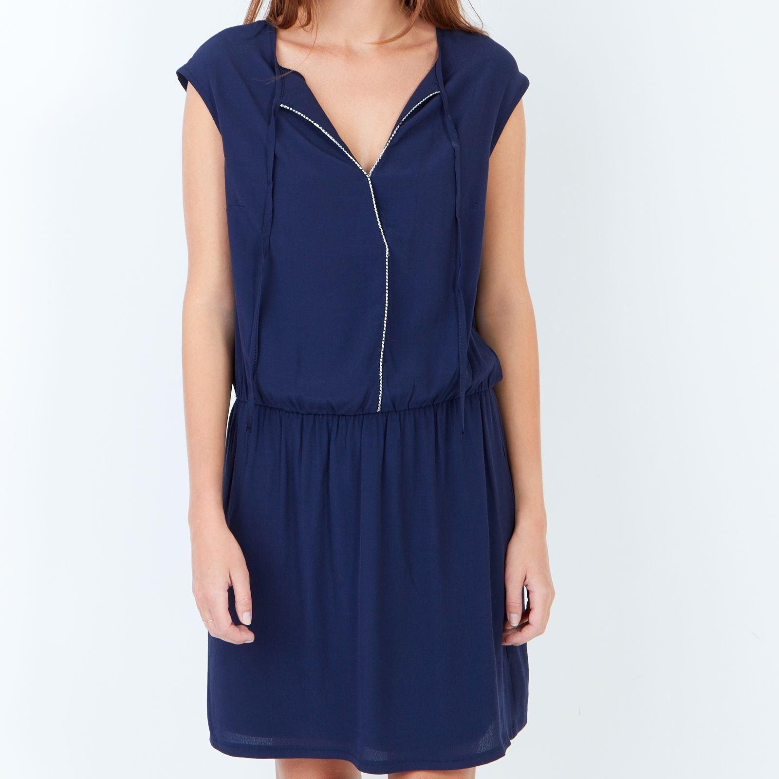 Etam robe bleu