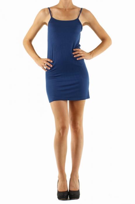 Fond de robe bleu marine