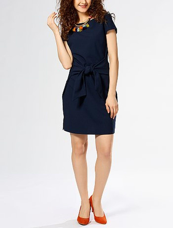 Kiabi robe bleu marine