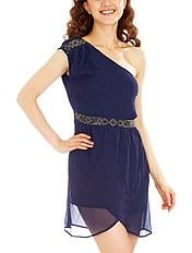 Kiabi robe bleu