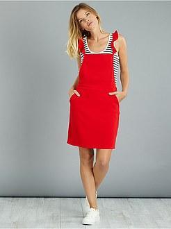 Kiabi robe rouge