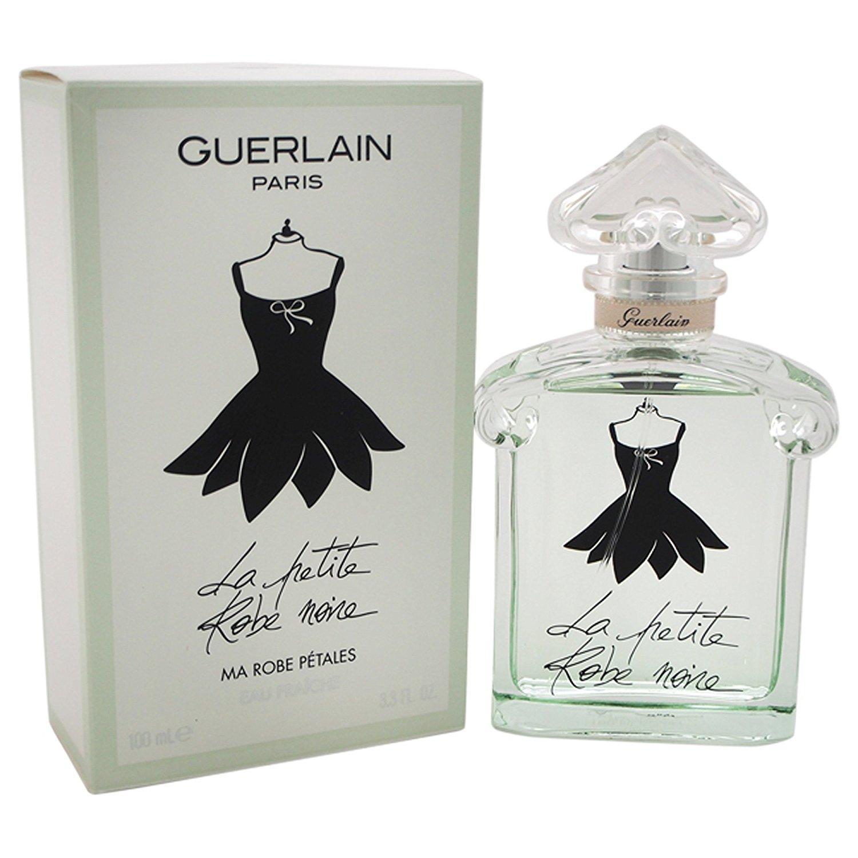 La petite robe noir eau fraiche