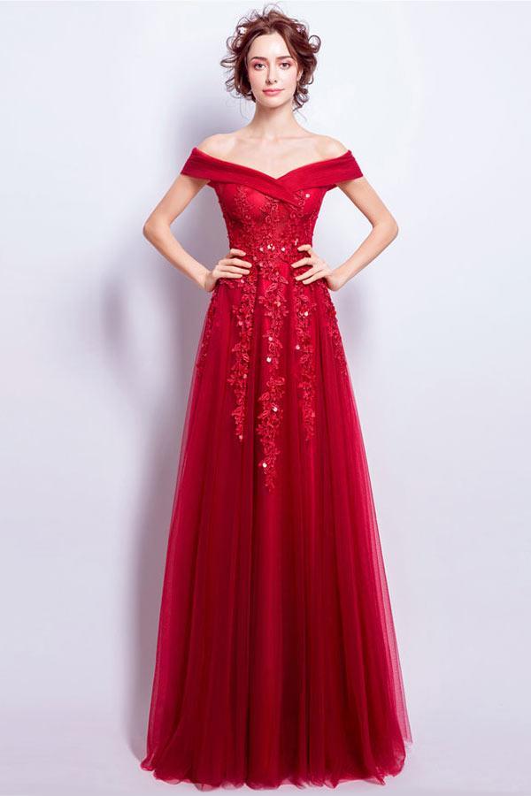 Mariage robe rouge