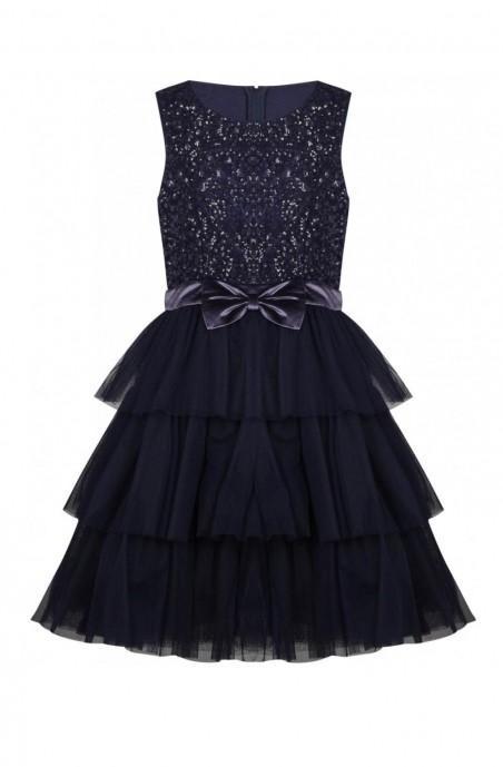 Naf naf robe bleu