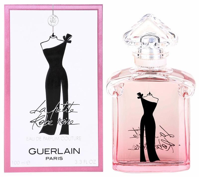 Parfum femme la petite robe noir
