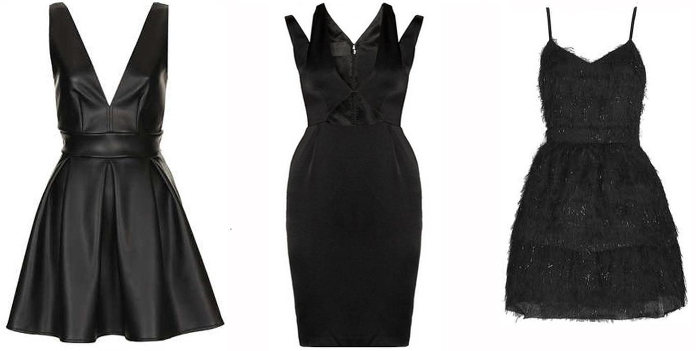 Petite robe noir vetement