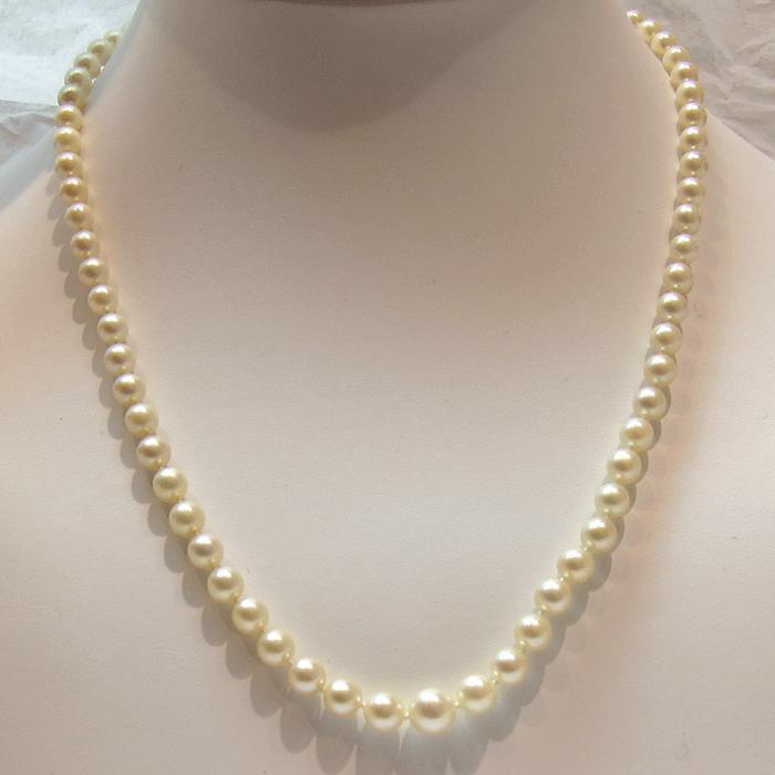 Prix collier perles de culture ancien