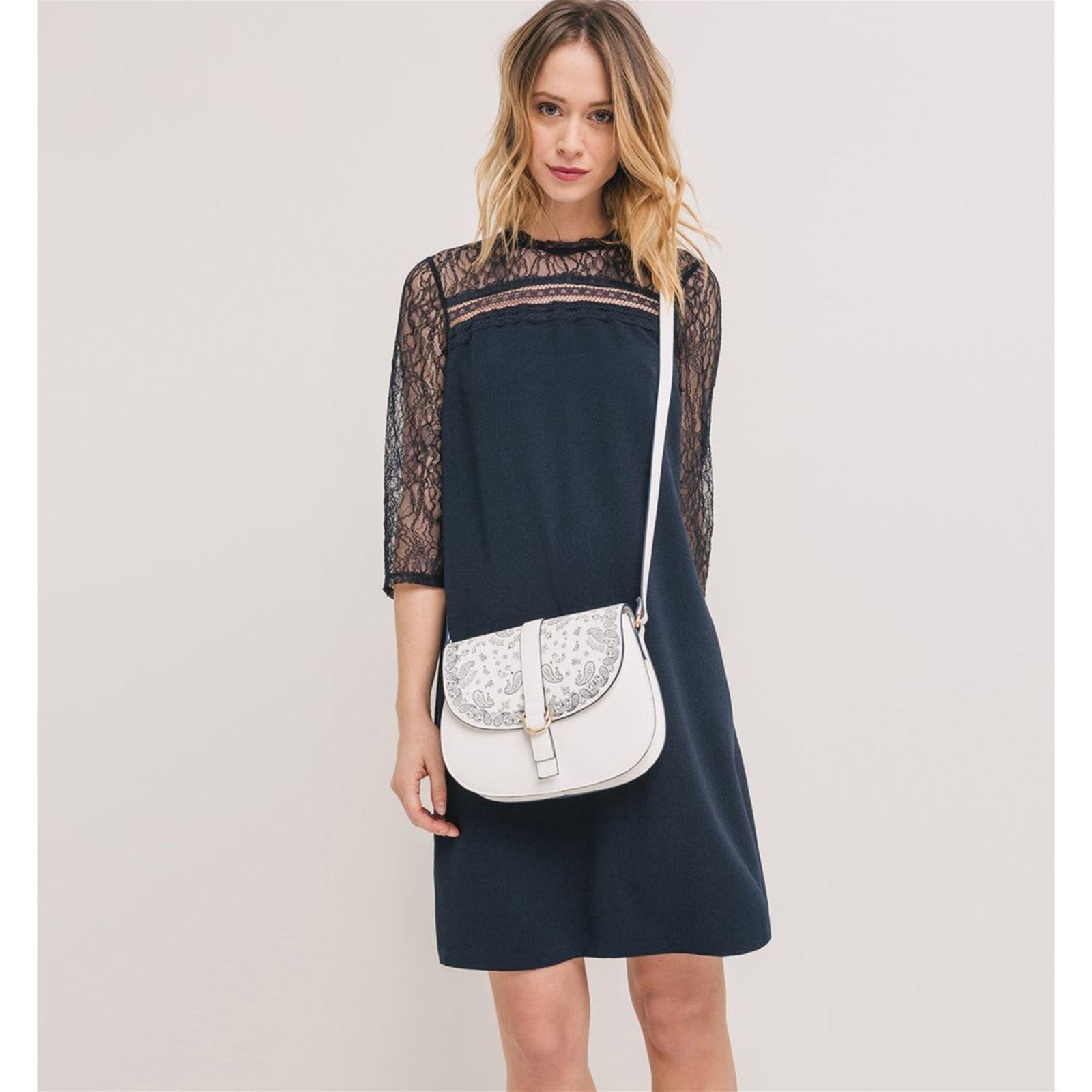 Promod robe bleu marine