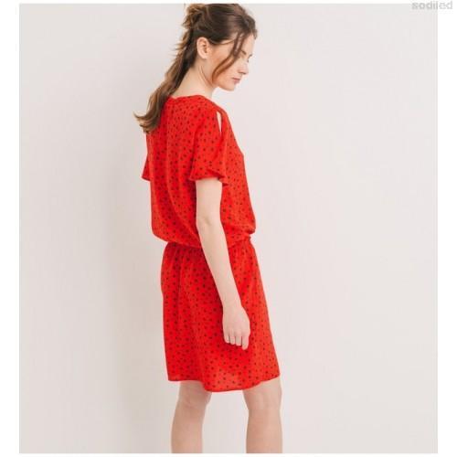 Promod robe rouge