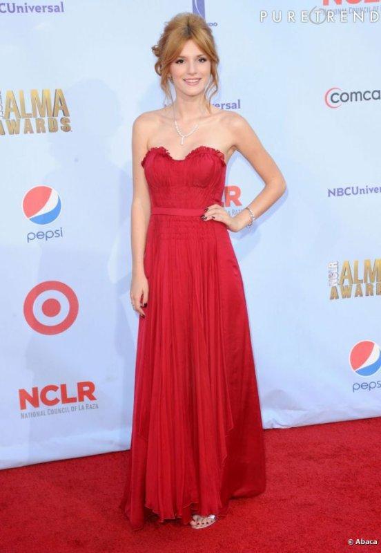 Quel vernis avec robe rouge