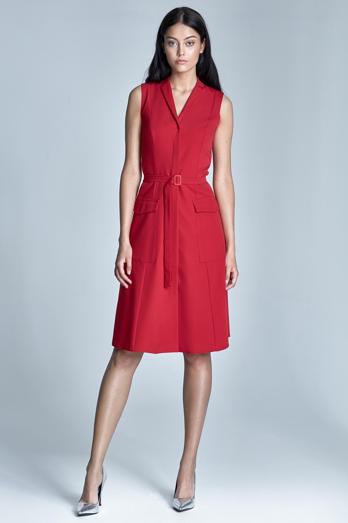 Quelles chaussures avec une robe rouge