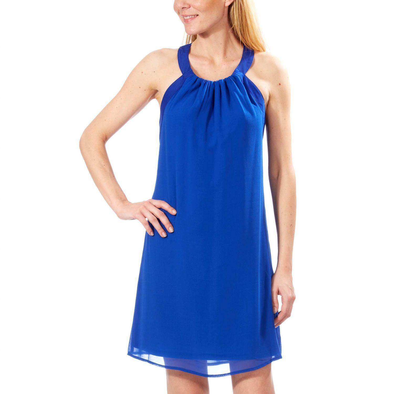 Robe bleu kiabi