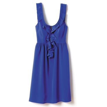 Robe bleu klein