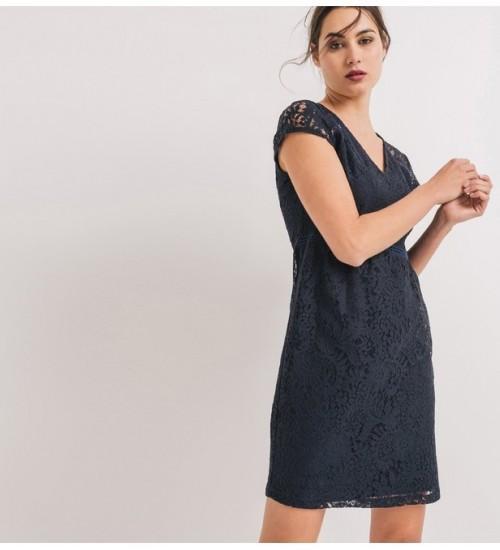 Robe bleu promod