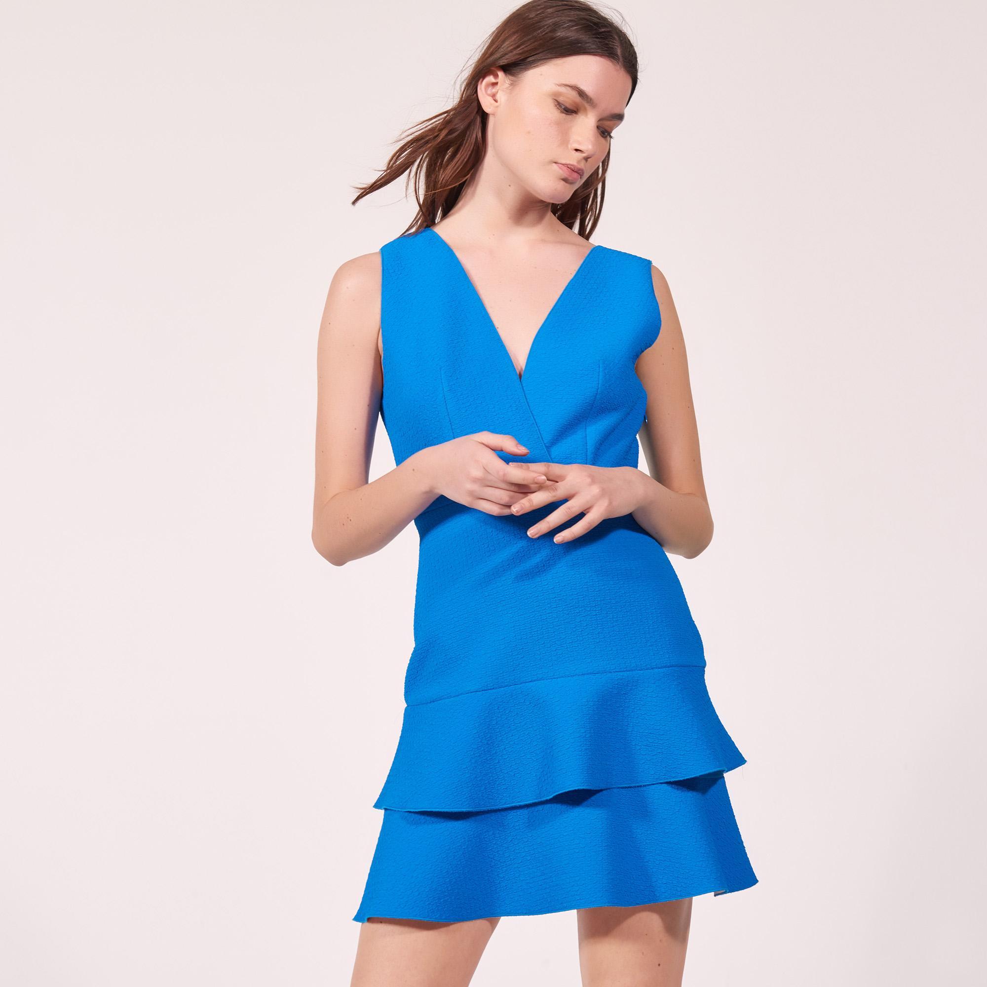 Robe bleu sandro