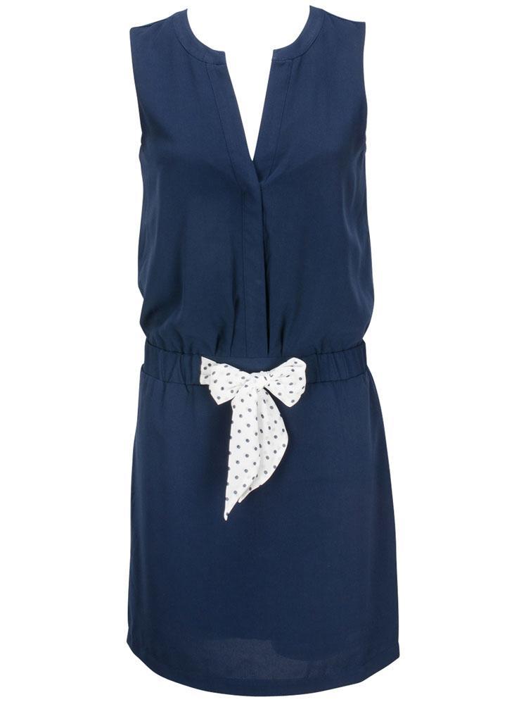 Robe bleu vero moda