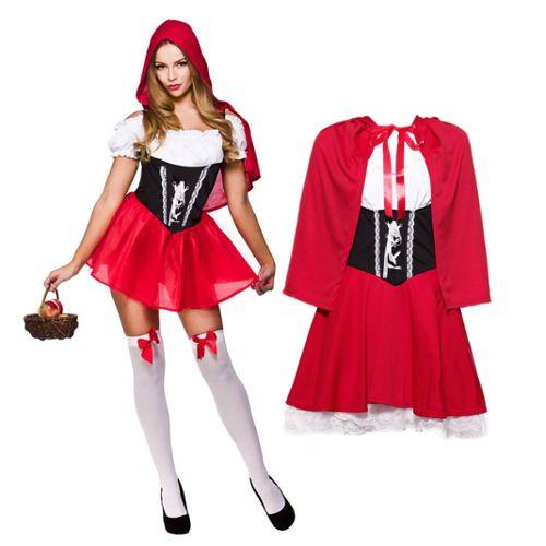 Robe chaperon rouge