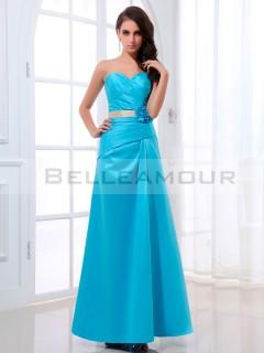 Robe de demoiselle d honneur bleu turquoise