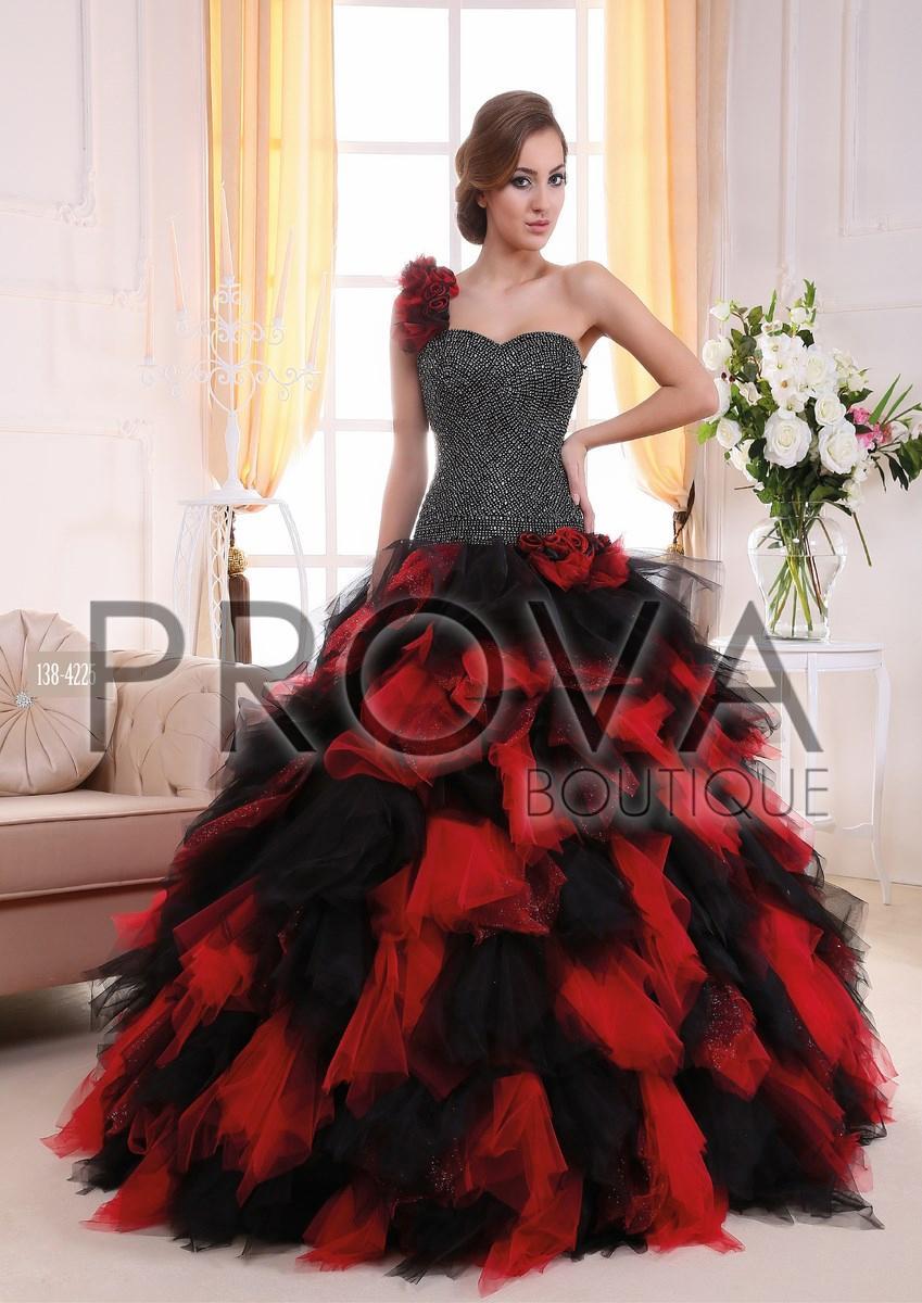 Robe de princesse noir