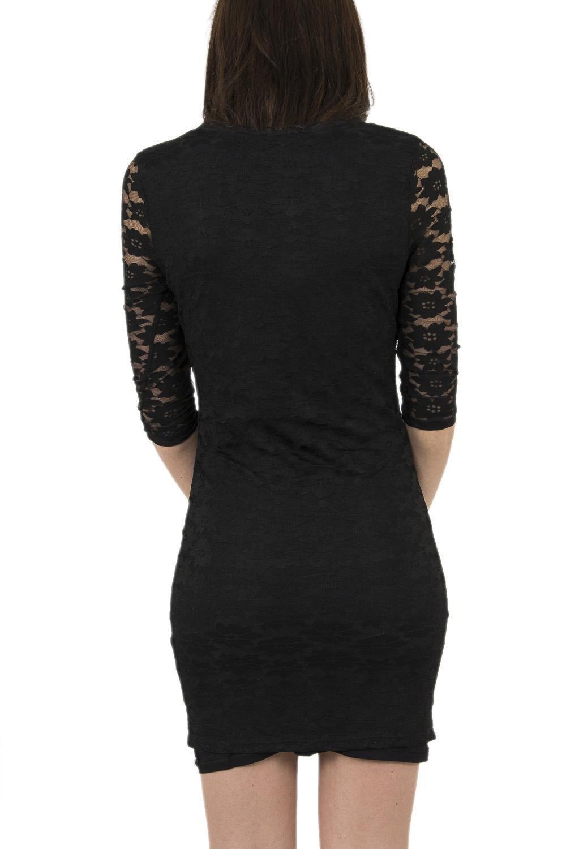 Robe desigual noir