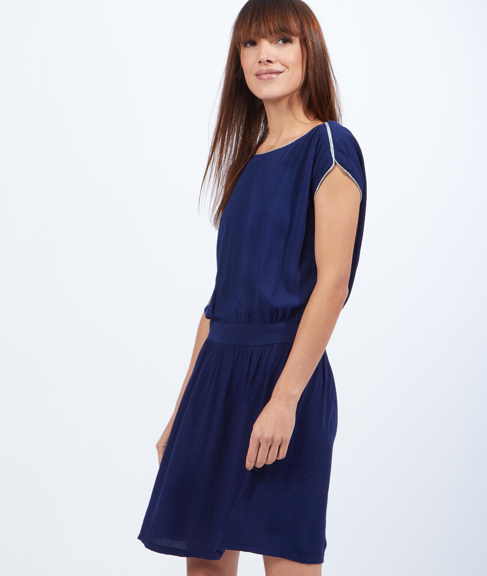 Robe etam bleu