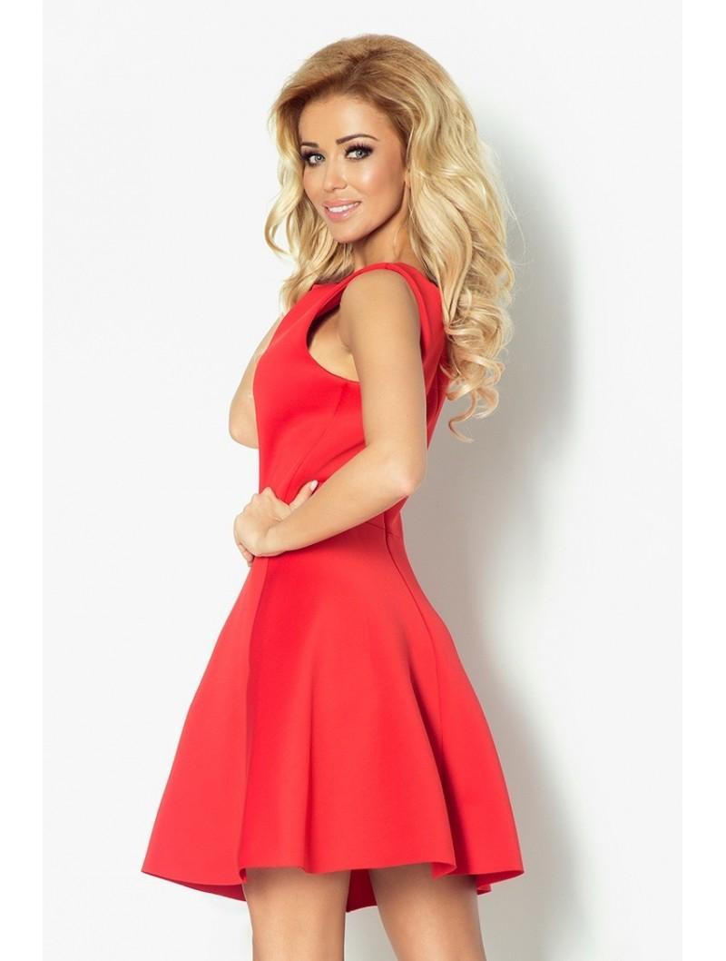 Robe habillée rouge