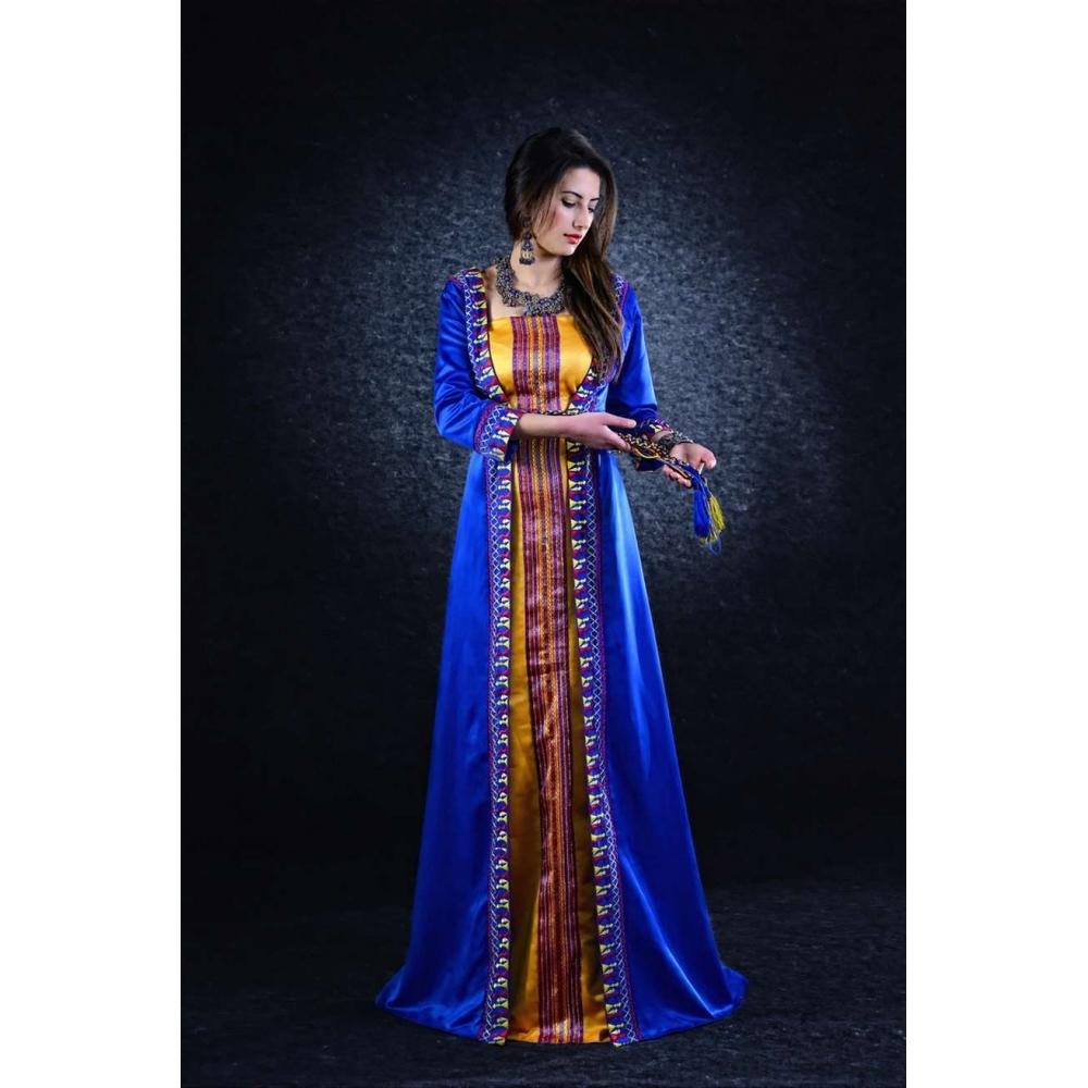 Robe kabyle bleu