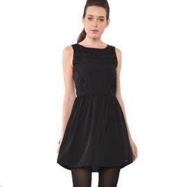 Robe kaporal noir