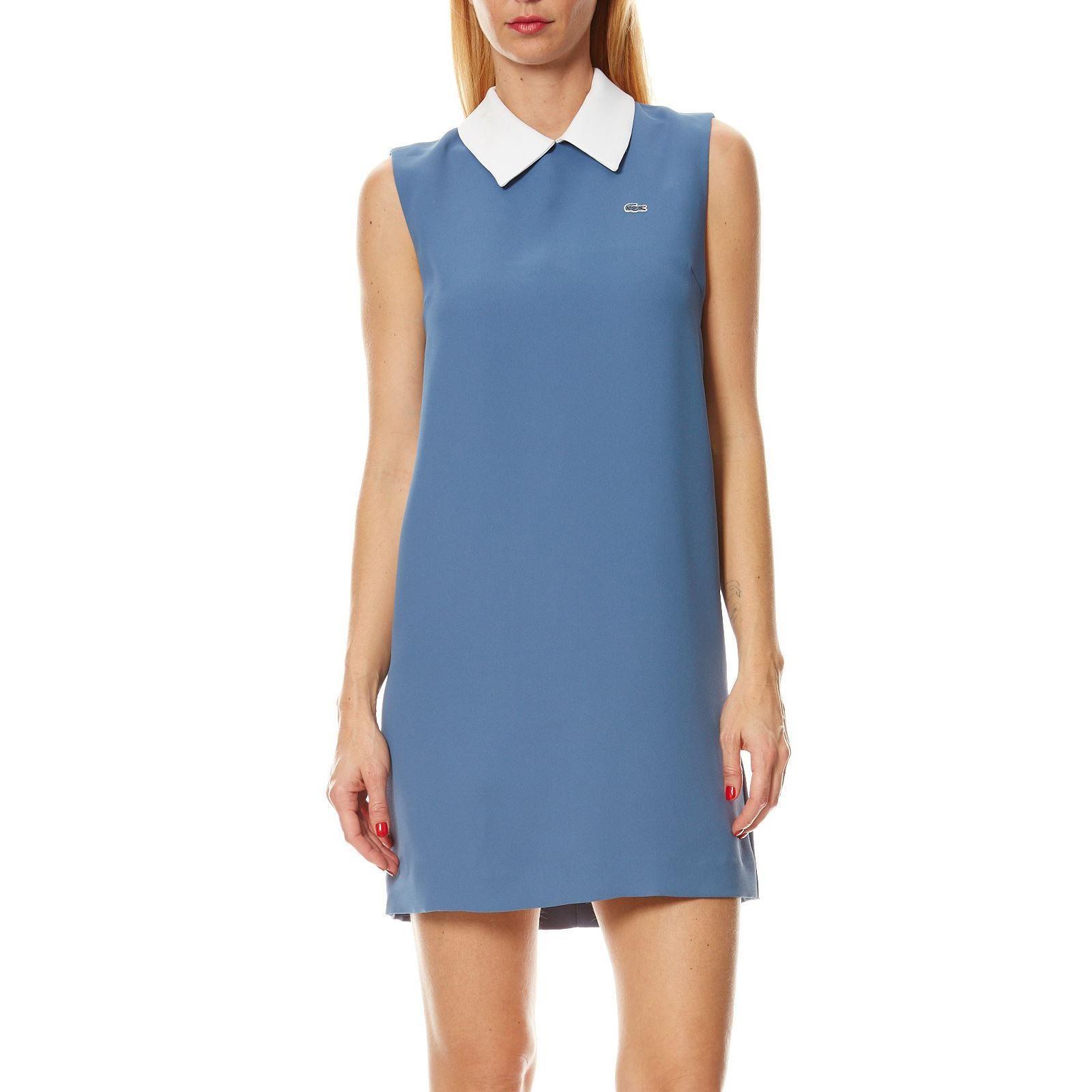 Robe lacoste bleu