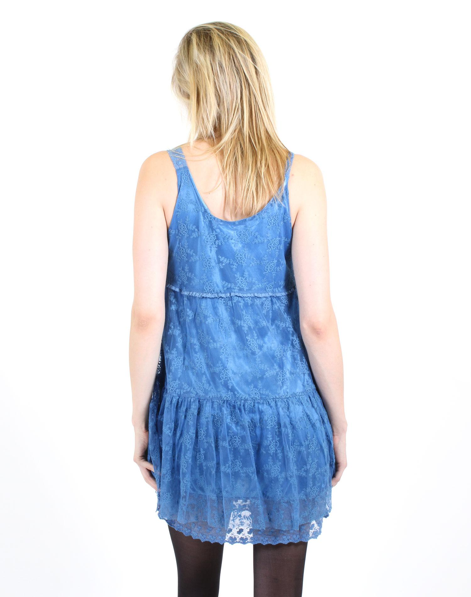 Robe molly bracken bleu