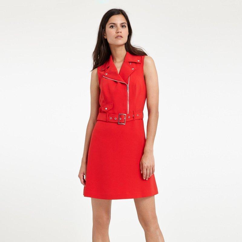 Robe morgan rouge
