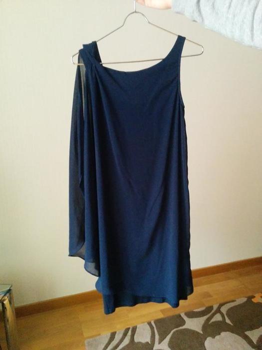 Robe naf naf bleu