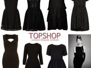 Robe noir basic