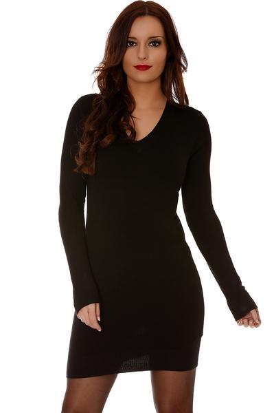 Robe noir basique