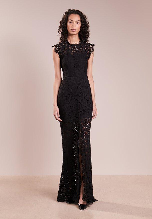 Robe noir courte soirée