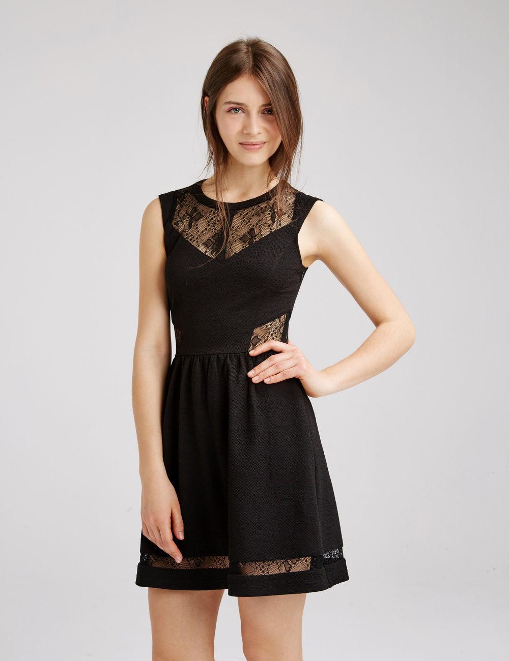 Robe noir jennyfer