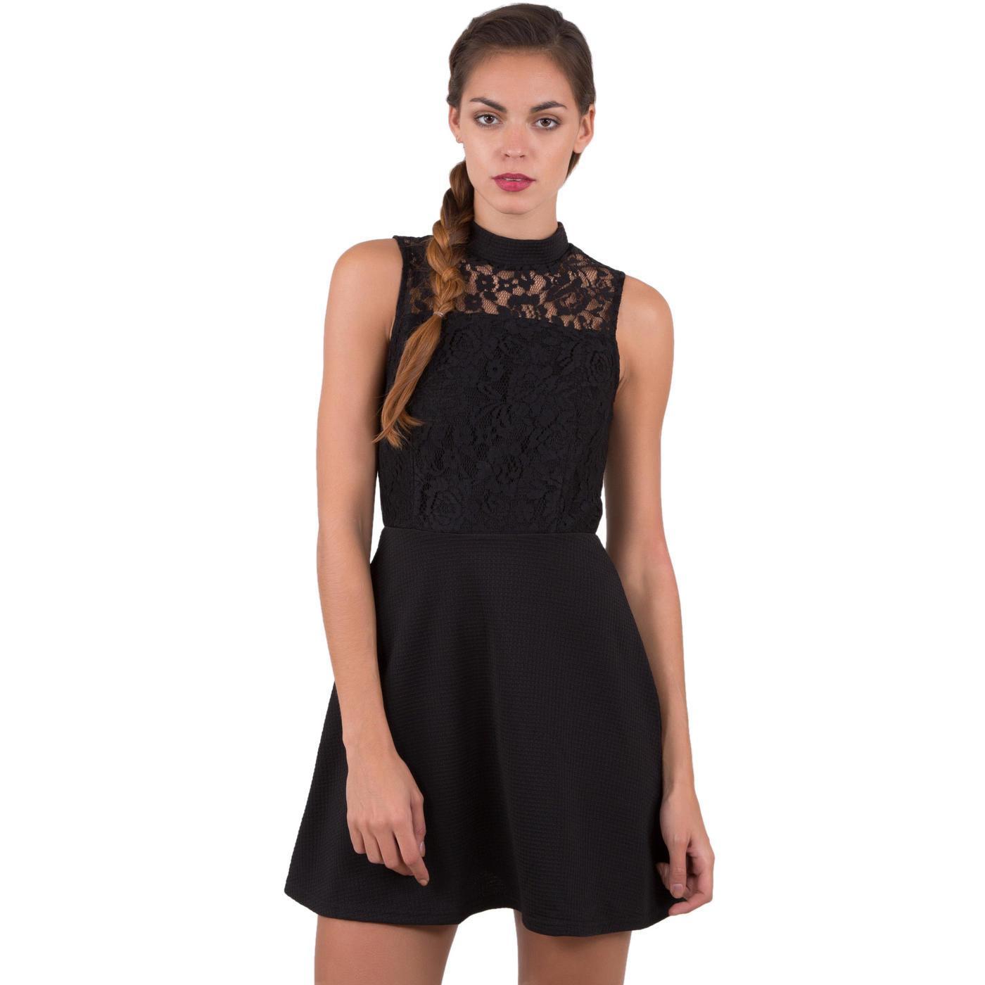 Robe noir mim